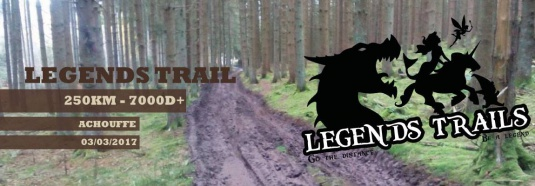 Sportics Trail Team - Legends Trail