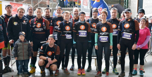 Sportics Trail Team