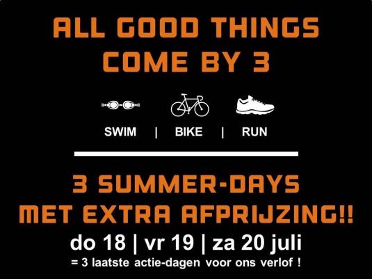 Sportics Summer Days