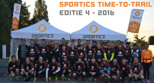 Sportics Trail Team