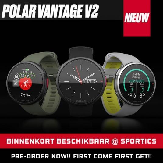 Polar Vantage V2